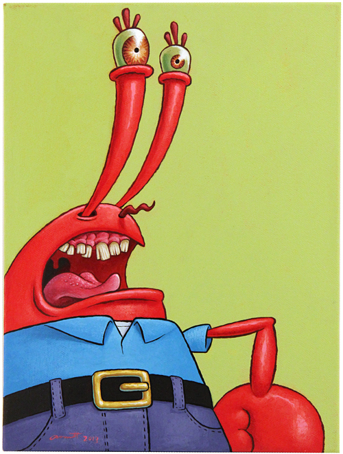 Mr. Krabs, Peter Bennett