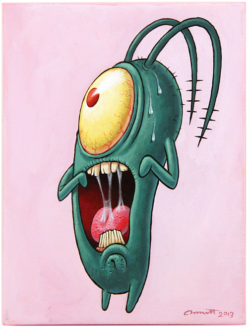 Plankton Scream, Peter Bennett
