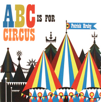 ABC is for Circus (cardboard book)
