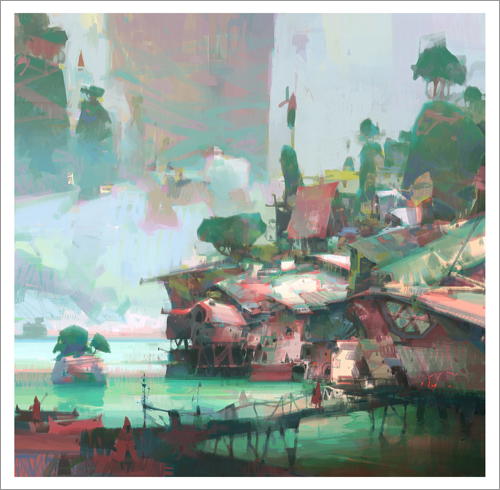 Cove Village, Theo Prins