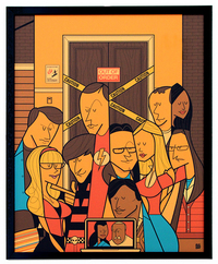 The Big Bang Geometry, Ale Giorgini