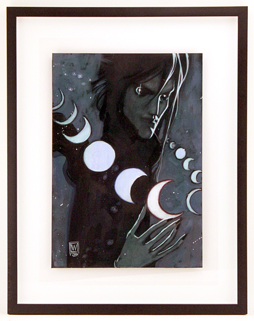 Dreaming Moons I, John Watkiss