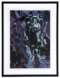 Season of Mists, John Watkiss