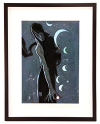 Dreaming Moons II, John Watkiss
