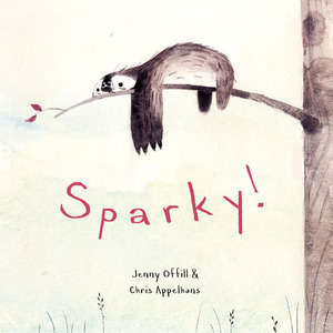 Sparky! Solo Exhibition & Book Signing w/ Chris Appelhans