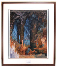 The Glittering Caves, Ted Nasmith