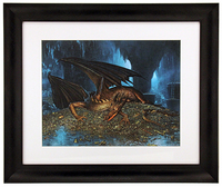 A Conversation With Smaug, Ted Nasmith