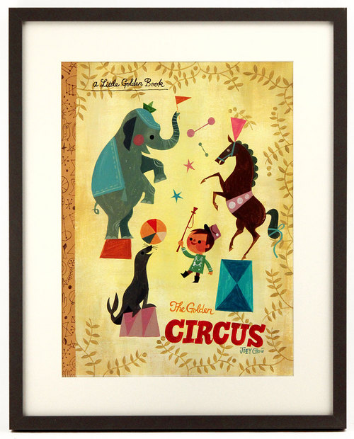 Little Golden Circus, Joey Chou