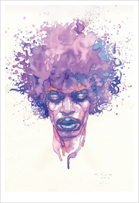 Hendrix, david  mack