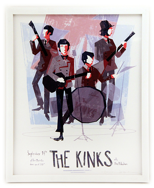 The Kinks, Tuna Bora