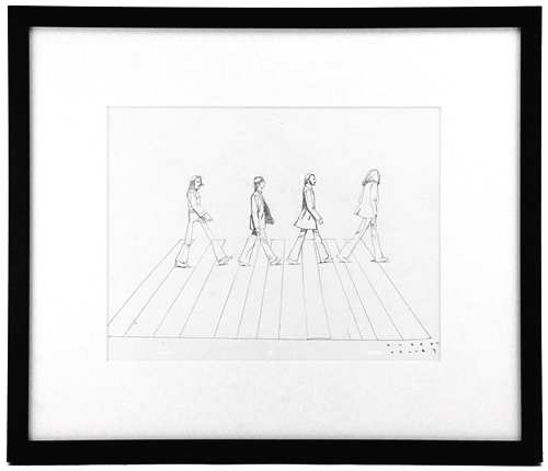 Abbey Road, Robert Valley