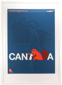 See Canada (framed), The Little Friends of Printmaking