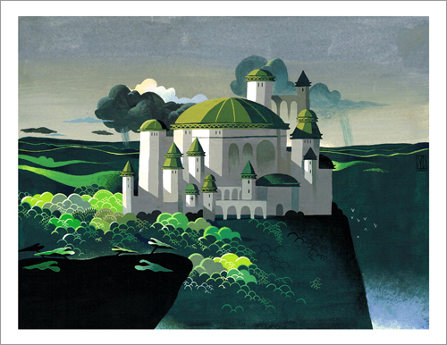 Castle on the Cliff, yvan duque
