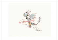Surf Berk, Chris Sanders