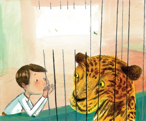 Boy and Jaguar (pg 11), Catia Chien