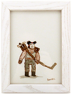 Casey Jones, scott c