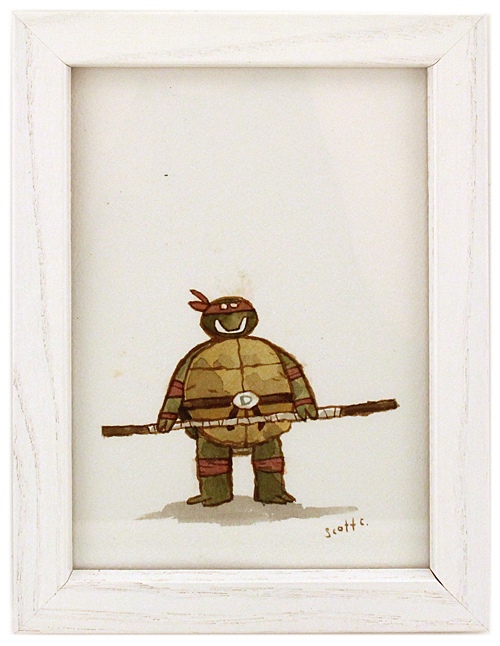 Donatello, scott c