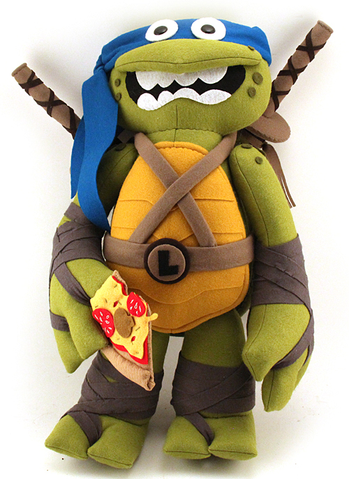 Pizza Power Up (Leonardo), Felt Mistress