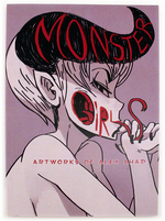 Monster Girls of Alex Ahad, Alex Ahad o_8