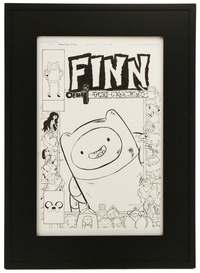 Finn the Human, Jonathan Harrison