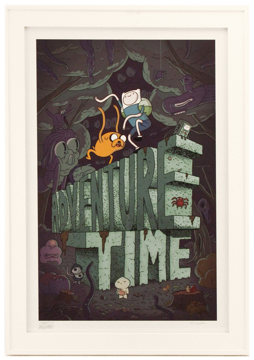 Cover for Adventure Time issue #11, Chris Houghton