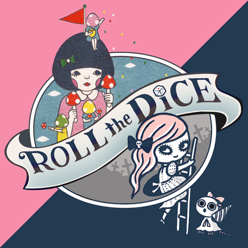Roll the Dice: A Board Game and Art Exhibition by Mizna Wada and Naoshi
