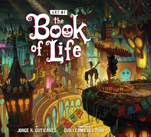 Art of Book of Life