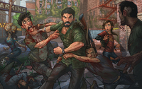 The Last of Us , Patrick Brown
