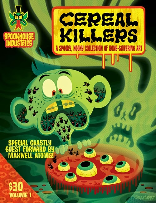 Cereal Killers Vol. 1