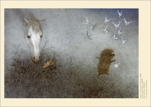 Horse and Hedgehog 2, Roman  Tabakh