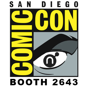 San Diego Comic Con 2015 (Booth 2643)