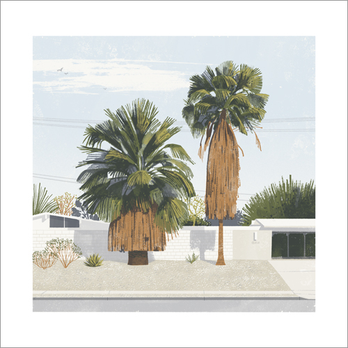 Two Palms, Chris Turnham