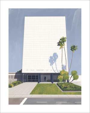 Parker Center, Chris Turnham