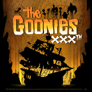 The Goonies 30th Anniversary Tribute Art Show