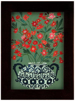 Red Flowers, Becca Stadtlander