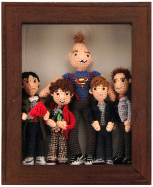 The Goonies Amigurumi, Allison Hoffman