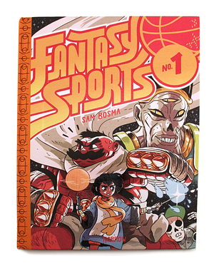 Fantasy Sports , Sam Bosma