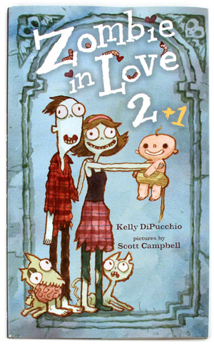 Zombie in Love 2 + 1, scott c