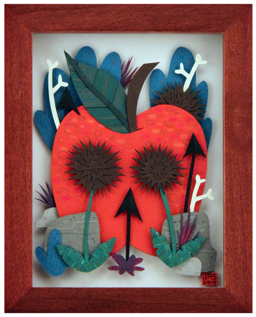 Deadly Apple, Jared Andrew Schorr