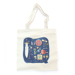ECA Inventory Canvas Bag
