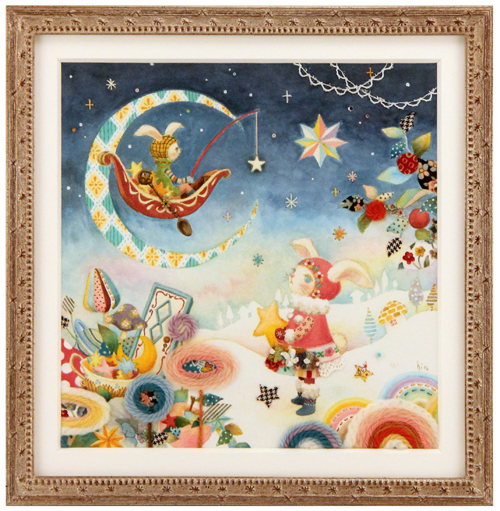 Rabbit's Star Collection. , Hiromi Sato