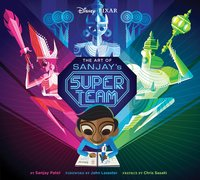 The Art of Sanjay's Super Team, Sanjay Patel