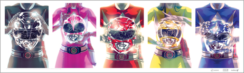 Power Rangers Lineup, Goni Montes