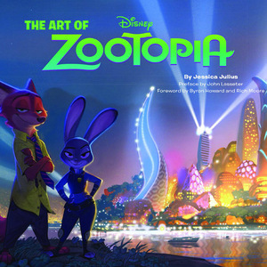 The Art of Zootopia Signing/Panel