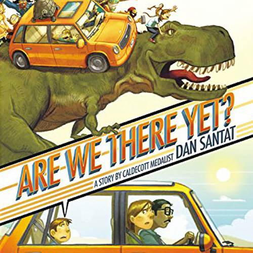 Are We There Yet? Signing with Dan Santat