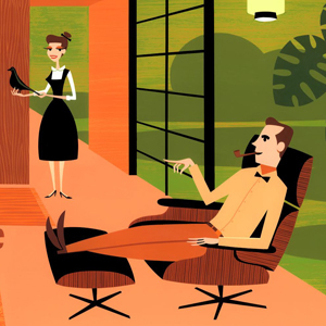 Mad About Mid-Century: Tribute to Eames