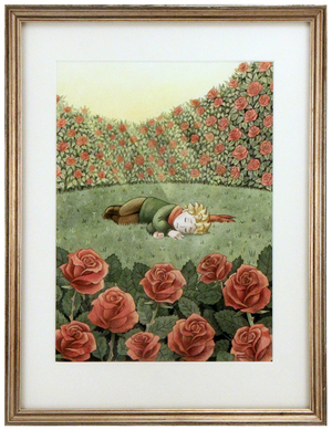 Five Thousand Roses, All Alike, Heather Franzen Rutten