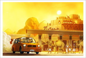 Are We There Yet - Page 08 (Egypt), Dan Santat