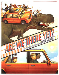 Are We There Yet?, Dan Santat