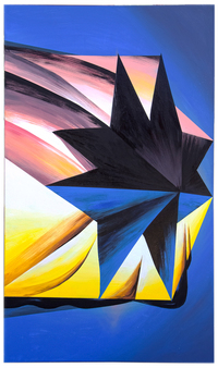 Tower II (Black Star), Eleanor Michalka